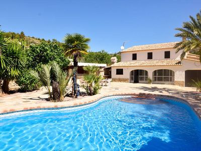 Photo for Vacation home Casa Costera  in Senija, Costa Blanca - 10 persons, 5 bedrooms