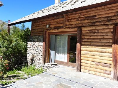 Photo for Apart. cottage in the countryside, 1500m, 50m from the slopes and shuttle