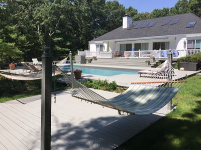 Photo for East Hampton/Wainscott.Exclusive/Pvt, 6BR, 3500' ,  Sag Harbor