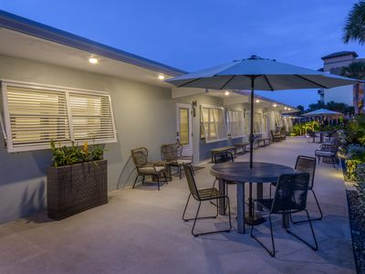 Photo for Modern 1BR Furnished Vacation Rental in Cocoa Beach with AMAZING Beach Access!