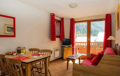 Photo for Les Balcons d'Anais *** - 4 Rooms 8 People
