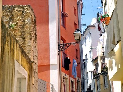 Photo for One bedroom Apartment, sleeps 4 in Lisbon