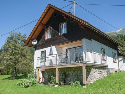 Photo for Detached house with large garden in beautiful surroundings of Gailtall