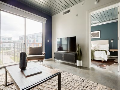 Photo for Sonder | Mid Main Lofts | Modern 1BR + Gym