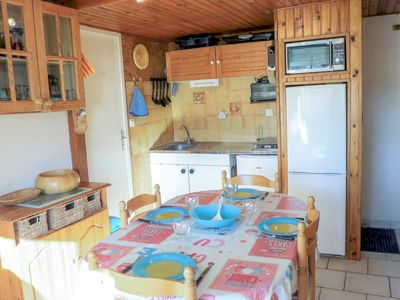 Photo for One bedroom Apartment, sleeps 4 in Narbonne-Plage with WiFi