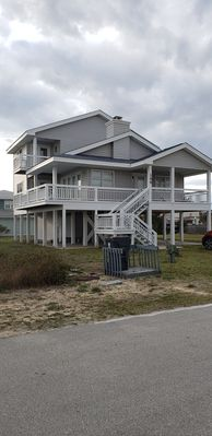 Photo for Just Steps to the Beach! Come enjoy Holden Beach, clean 4 BD 3 Bath home