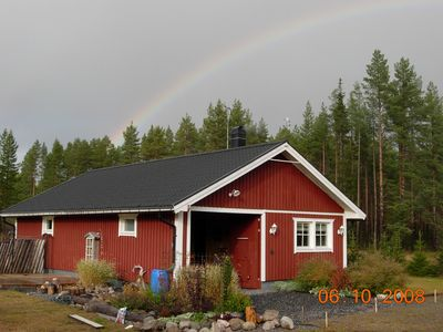 Photo for Cottage Selsmoran Modern equipped small apartment. Rent all year round