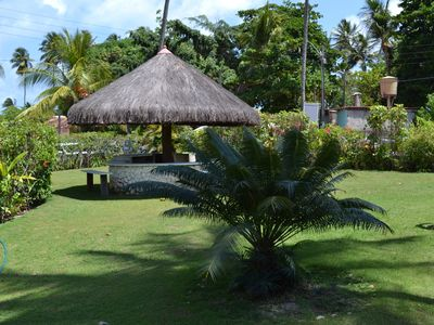 Photo for Beautiful home one block from the beach of Porto de Galinhas with 3/4!