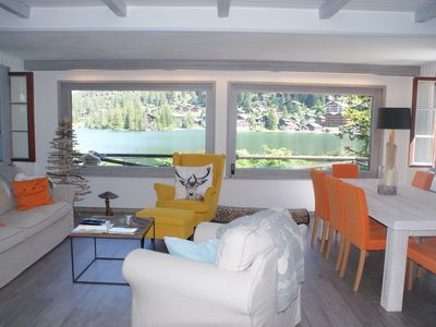 Photo for Beautiful cottage on the lake, for 7 people, quiet, neat, nice