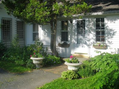 Photo for Charming Cottage, New Marlborough Village Green in the Berkshires