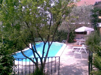Photo for Imperia – Exclusive apartment in Liguria holiday home with pool Italy – 6 pax