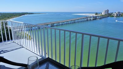Photo for Beachfront Lovers Key Beach Club 802 - Gorgeous ocean view!