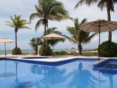 Photo for Villa Picon is a private home with the Caribbean ocean at your feet