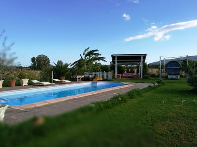 Photo for Costa rei apartments in villa with swimming pool