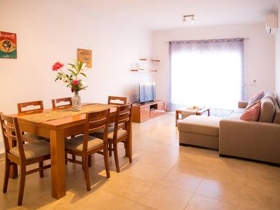 Photo for A04 - Large Modern 1 bed Apartment with Pool