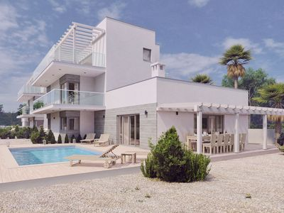 Photo for Villa Luna is a comfortable holiday home with 6 bedrooms and a wellness penthous