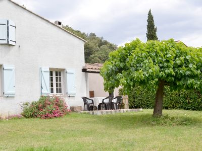 Photo for In Mialet, in the heart of the Cevennes, bordering Gardon