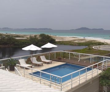Photo for Come and spend your beach vacation in Cabo Frio