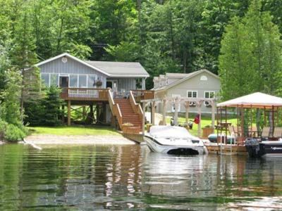Photo for 3BR House Vacation Rental in Eagle Lake, ON