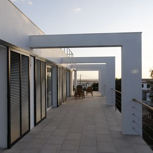 Photo for Menorca, Baleares, beautiful and large modern house sea view