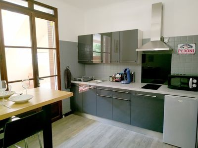 Photo for 1.3 km from the ramparts, Clim, Terrace, Parking, Breakfast