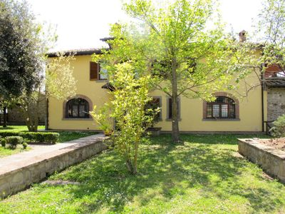 Photo for Vacation home Casa Le Terrazze (MSV195) in Monte San Savino - 6 persons, 3 bedrooms