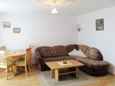 Photo for Apartment Haus Zwei Rosen (PUL552) in Pula - 4 persons, 1 bedrooms