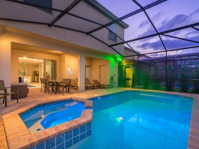 Photo for NEW DEC 2018! Solterra 6BD/4.5BA Pool Home #6ST452