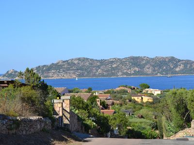 Photo for Villetta 7 places in the residence Cala Ginepro - In front of the island of Molara