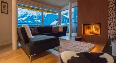 Photo for Chalet Am Acher - Luxury and Chic 3-bedroom apartment in top location