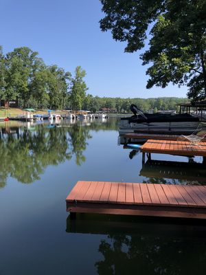 Photo for NEW LISTING - UPDATED LAKE DESOTO TOWNHOMEWITH BOAT DOCK