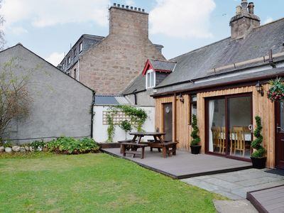 Photo for 4 bedroom property in Ballater. Pet friendly.