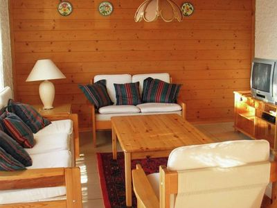 Photo for Chalet in Iselsberg-Stronach with Fireplace, Garden, Parking