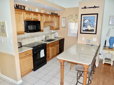 Photo for Spotless updated & spacious 3 Bed/3 Bath Condo in heart of Surfside!-217A2