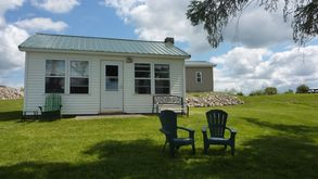 Photo for 2BR Cottage Vacation Rental in Sears, Michigan