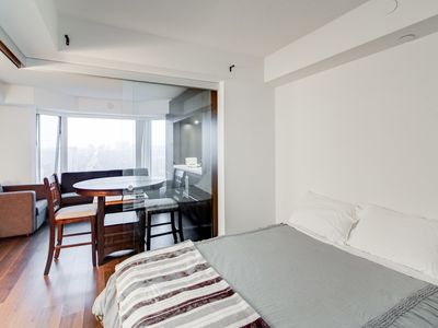 Photo for STUNNING 2 BEDS SUITE IN HEART OF T.O.