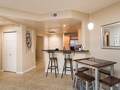 Photo for *SANITIZED* MONTHLY SPECIAL Robins Nest: Modern 2 BR Condo/ COM Pool/ Fitness/ Scottsdale