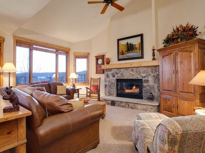 Photo for Gorgeous View, Top Level Home w/ Pool & Hot Tub On the Mountain
