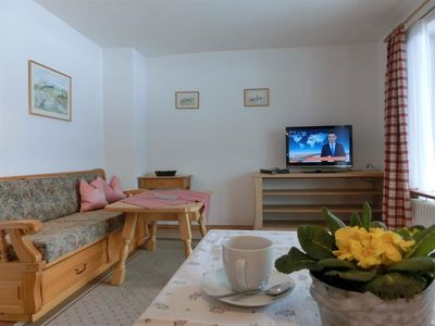 Photo for Apartment No. 4 (2 beds.) - Guesthouse Seeleiten