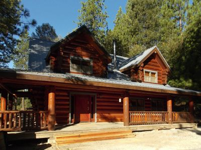 Photo for 2BR Cabin Vacation Rental in Placerville, California