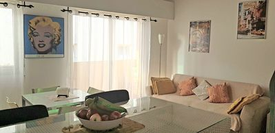 Photo for Nice center duplex 3 minutes from the promenade des anglais