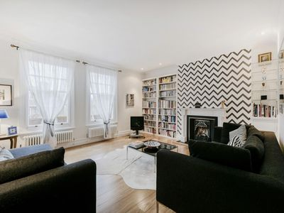 Photo for NEW 2BD Flat Central Chelsea near Kings Road