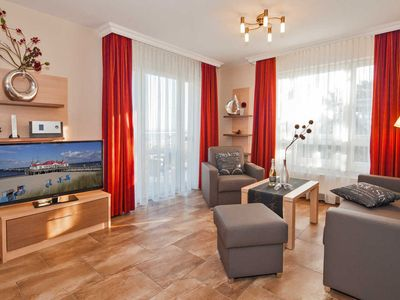 Photo for Beach house type IV (67 square meters) Apt 4 - beach Aurell - right on the Baltic Sea beach