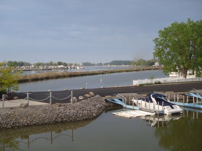 Photo for #B - Newer Construction Waterfront w/ Dock And Fabulous Deck (Sleeps 8)