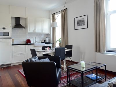 Photo for Luxury apartment for 4 pers, comfortable and cozy, in the heart of the Ardennes.