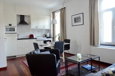 Spacious apartment for 4 persons