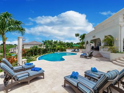 Photo for Charming Luxury Villa in Royal Westmoreland Golf Course