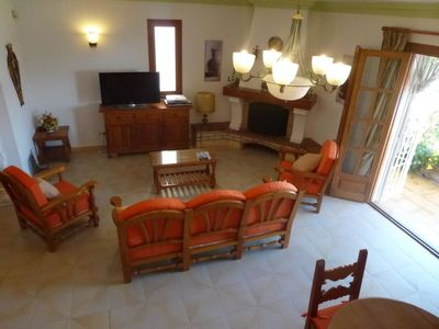 Photo for Vacation home Villa Angeles in Nerja - 6 persons, 3 bedrooms