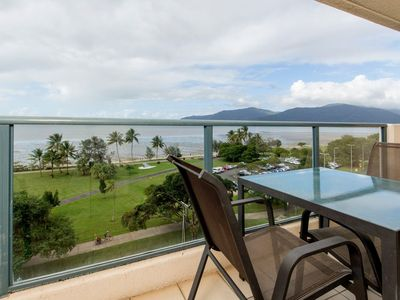 Photo for 29/181 Esplanade, Cairns City - SPACIOUS, STYLISH AND FABULOUS OCEAN VIEWS