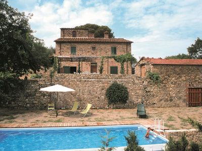 Photo for 3 bedroom Villa, sleeps 7 in Borgo a Giovi with Pool and WiFi